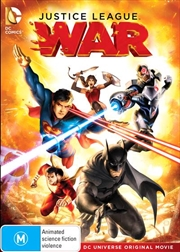 Justice League - War