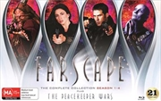 Farscape | Series Collection - Inc Peacekeeper Wars | Blu-ray