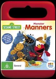 Sesame Street - Monster Manners