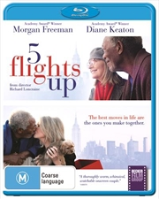 5 Flights Up | Blu-ray