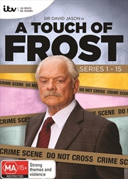 A Touch of Frost - Series 1-15 | Boxset