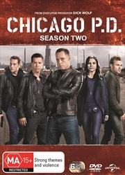 Chicago P.D. - Season 2 | DVD