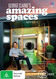 Amazing Spaces - Series 3