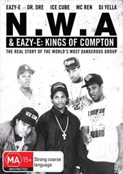 N.W.A. and Eazy-E - Kings Of Compton | DVD