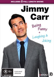 Jimmy Carr - Being Funny and Laughing and Joking