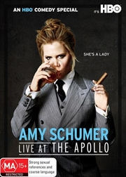 Live At The Apollo | DVD