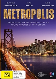 Metropolis | DVD