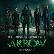 Arrow: S3 | CD