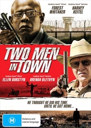 Two Men In Town | DVD
