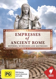 Empresses Of Ancient Rome | DVD