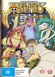 One Piece - Uncut - Collection 34 - Eps 410-421