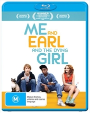 Me And Earl And The Dying Girl | Blu-ray
