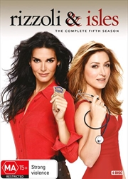 Rizzoli And Isles - Season 5