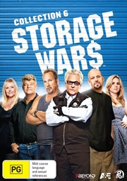 Storage Wars - Season 6 | DVD
