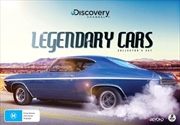 Legendary Cars | Collector's Gift Set