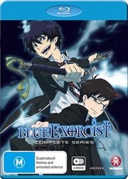 Blue Exorcist Series Collection | Blu-ray