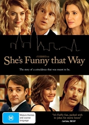 She's Funny That Way | DVD