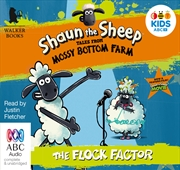 Shaun The Sheep: The Flock Factor | Audio Book