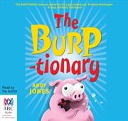 Burptionary   Audio Book