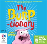 Burptionary | Audio Book