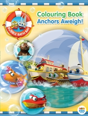 Colouring Anchors Aweigh | Books