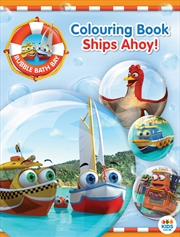 Colouring Ships Ahoy | Books