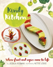 Kindy Kitchen | Books