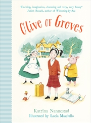 Olive Of Groves | Books