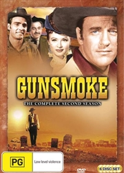 Gunsmoke - Season 2