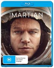 Martian, The | Blu-ray