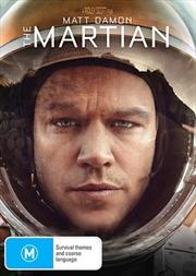 Martian, The | DVD
