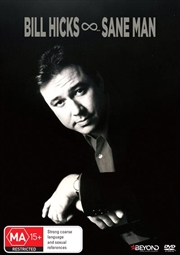 Bill Hicks - Sane Man | DVD