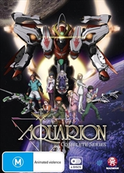 Aquarion - Series Collection