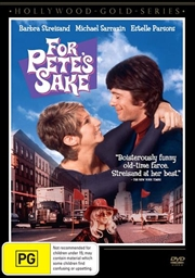 For Pete's Sake | DVD