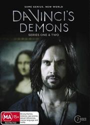 Da Vinci's Demons - Season 1-2 | Boxset | DVD