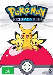 Pokemon Chronicles | DVD