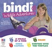 Bindi Wildlife Adventures : Books 5-8 | Audio Book