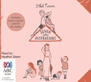 Seven Little Australians | Audio Book