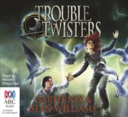 Troubletwisters   Audio Book