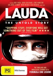 Lauda - The Untold Story | DVD
