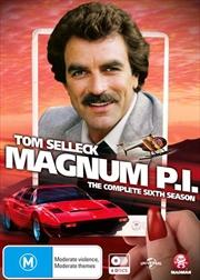 Magnum P.I. - Season 6