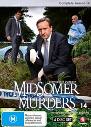 Midsomer Murders - Season 14 | Single Case Version | DVD