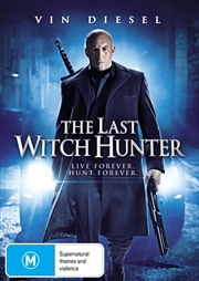 Last Witch Hunter, The | DVD