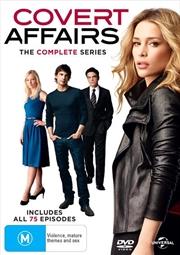 Covert Affairs - Season 1-5 | Boxset