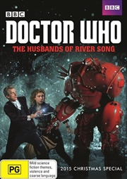 Doctor Who - Husbands Of River Song (Christmas Special 2015)