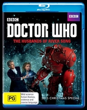 Doctor Who - Christmas Special 2015