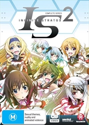 Infinite Stratos 2 | Series Collection