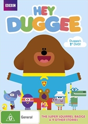Hey Duggee - Squirrel Badge