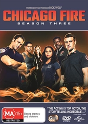 Chicago Fire - Season 3 | DVD
