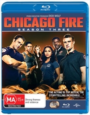 Chicago Fire - Season 3 | Blu-ray